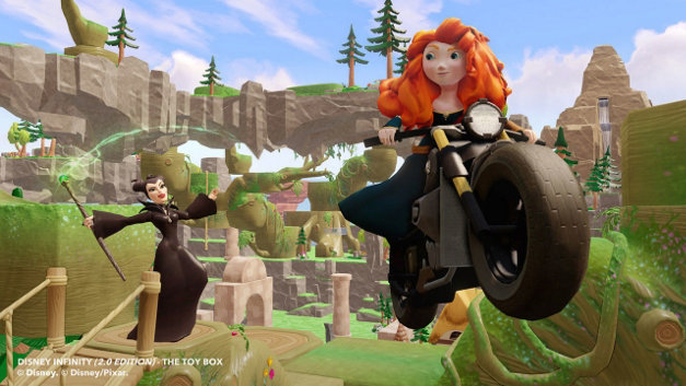 Disney Infinity (2.0 Edition) Screenshot 4
