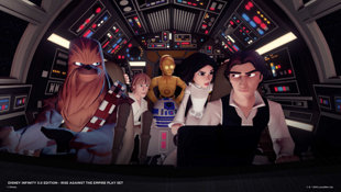 Pack Inicial de Disney Infinity Edición 3.0 Screenshot 3