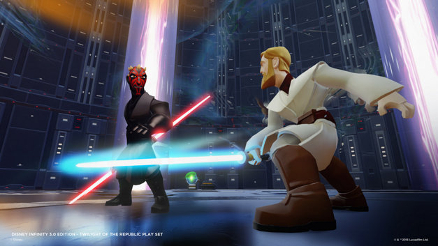Disney Infinity 3.0 Edition Starter Pack Screenshot 1