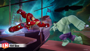 Disney Infinity 3.0 Edition Starter Pack Screenshot 5