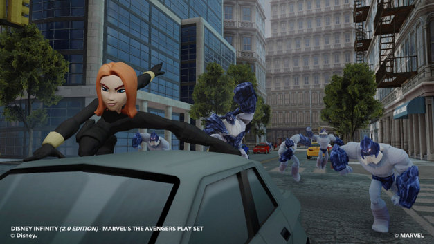 Disney Infinity: Marvel Super Heroes 2.0 Edition  Screenshot 1