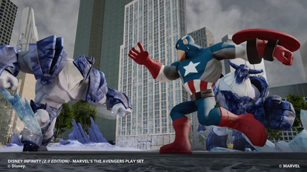 Disney Infinity: Marvel Super Heroes 2.0 Edition  Screenshot 4
