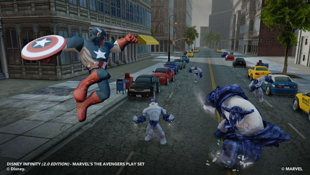 Disney Infinity: Marvel Super Heroes 2.0 Edition  Screenshot 5
