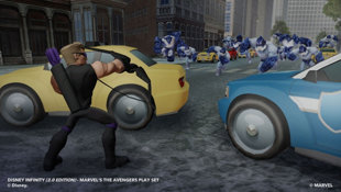 Disney Infinity: Marvel Super Heroes Edición 2.0  Screenshot 9