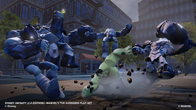 Disney Infinity: Marvel Super Heroes 2.0 Edition Screenshot 10