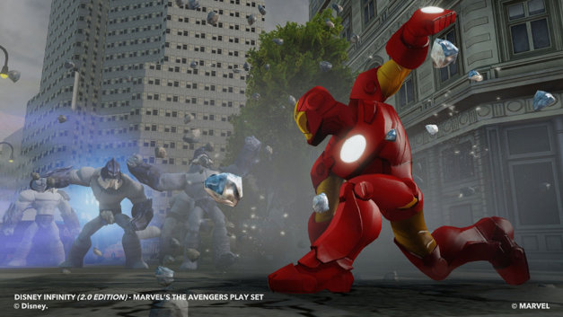 Disney Infinity: Marvel Super Heroes 2.0 Edition Screenshot 7