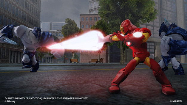 Disney Infinity: Marvel Super Heroes Edición 2.0  Screenshot 13