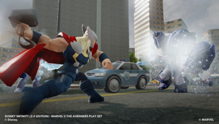 Disney Infinity: Marvel Super Heroes 2.0 Edition Screenshot 2