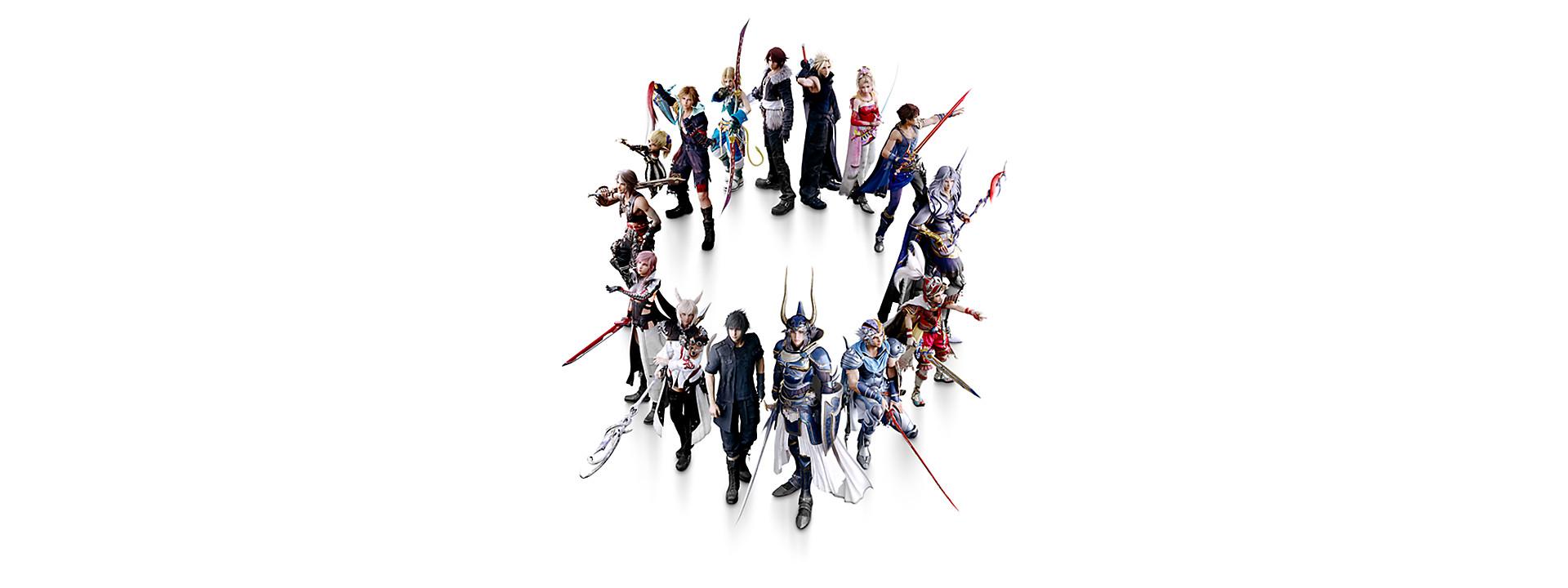 DISSIDIA FINAL FANTASY NT Free Edition Game | PS4 - PlayStation