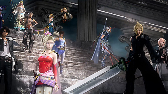 DISSIDIA FINAL FANTASY NT: edición gratuita - Screenshot INDEX