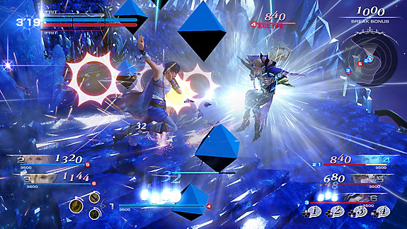 DISSIDIA FINAL FANTASY NT Free Edition - Screenshot INDEX