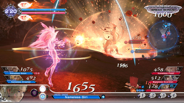 DISSIDIA FINAL FANTASY NT Screenshot 16