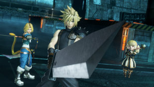 DISSIDIA FINAL FANTASY NT Screenshot 11