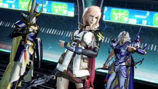 DISSIDIA: FINAL FANTASY NT Screenshot 12