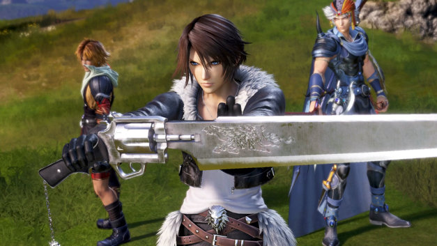 DISSIDIA: FINAL FANTASY NT Screenshot 13