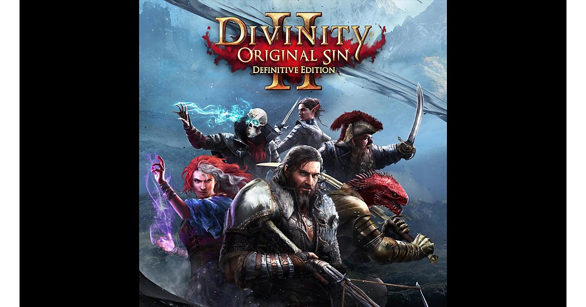 divinity original sin ii definitive edition ps4