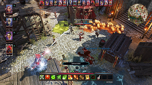 Divinity: Original Sin 2 - Definitive Edition - Screenshot INDEX