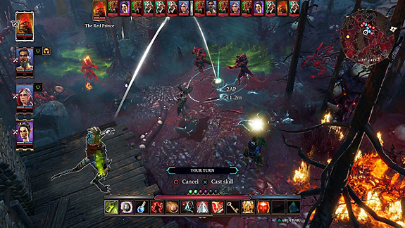 Divinity: Original Sin 2 – Definitive Edition - Screenshot INDEX