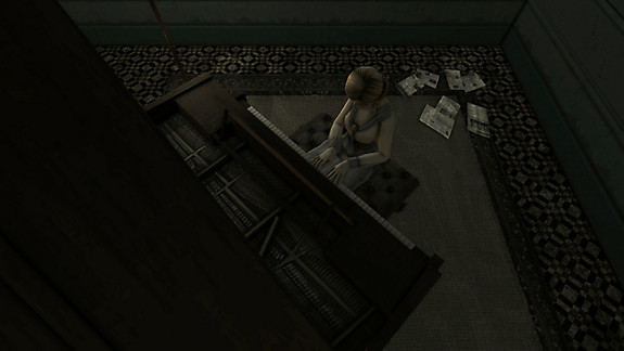 Dollhouse - Screenshot INDEX