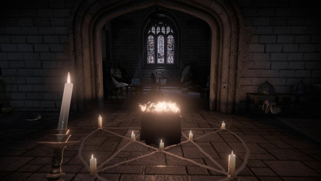 Don't Knock Twice Screenshot 4