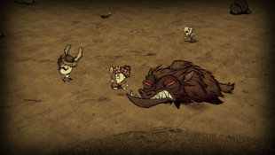Don't Starve Together: Console Edition Screenshot 9