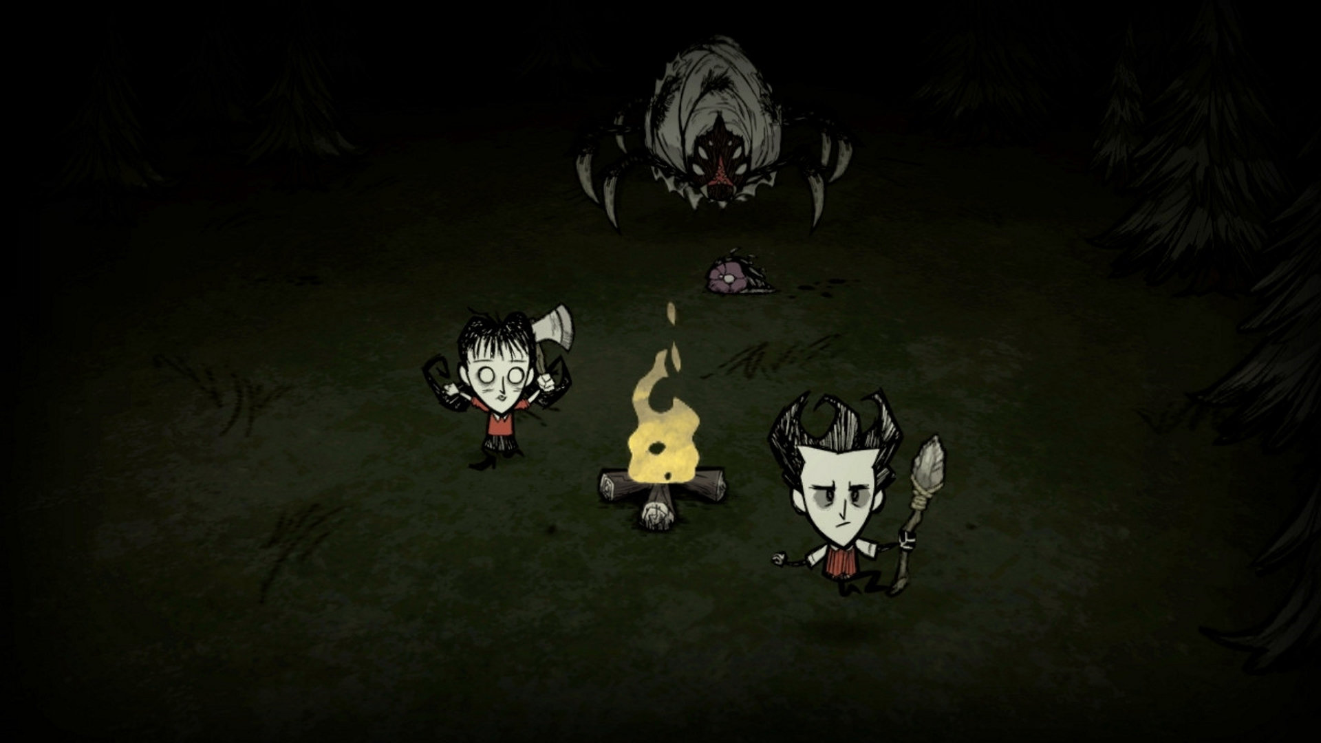Dont Starve Together Console Edition Game Ps4 Playstation
