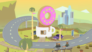 Donut County Screenshot 2