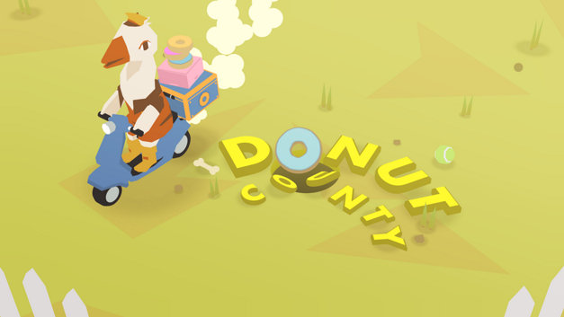 Donut County Screenshot 1