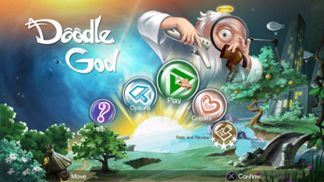 Doodle God Trailer Screenshot