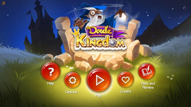Doodle Kingdom Screenshot 1