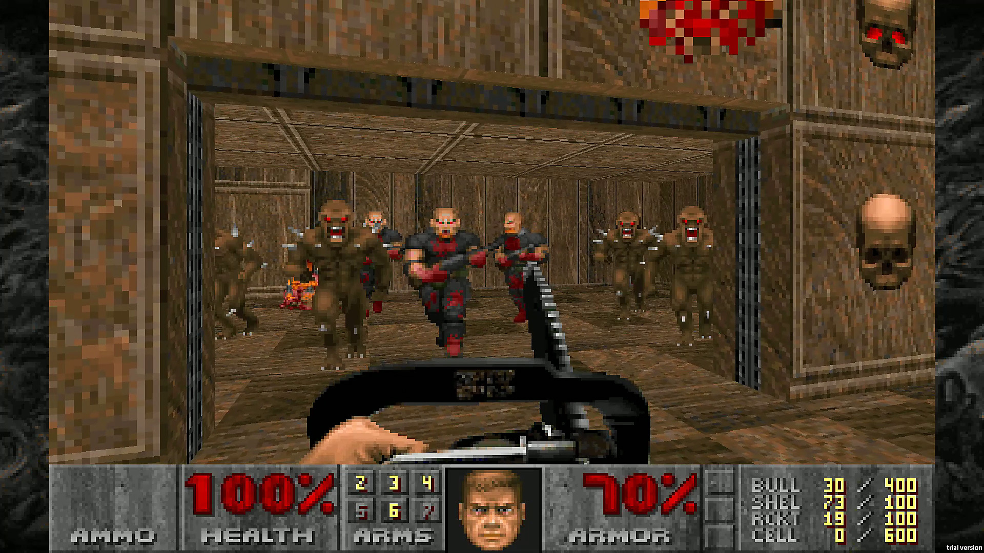 DOOM (1993) Gameplay