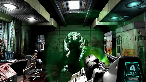 Doom 3 - Screenshot INDEX