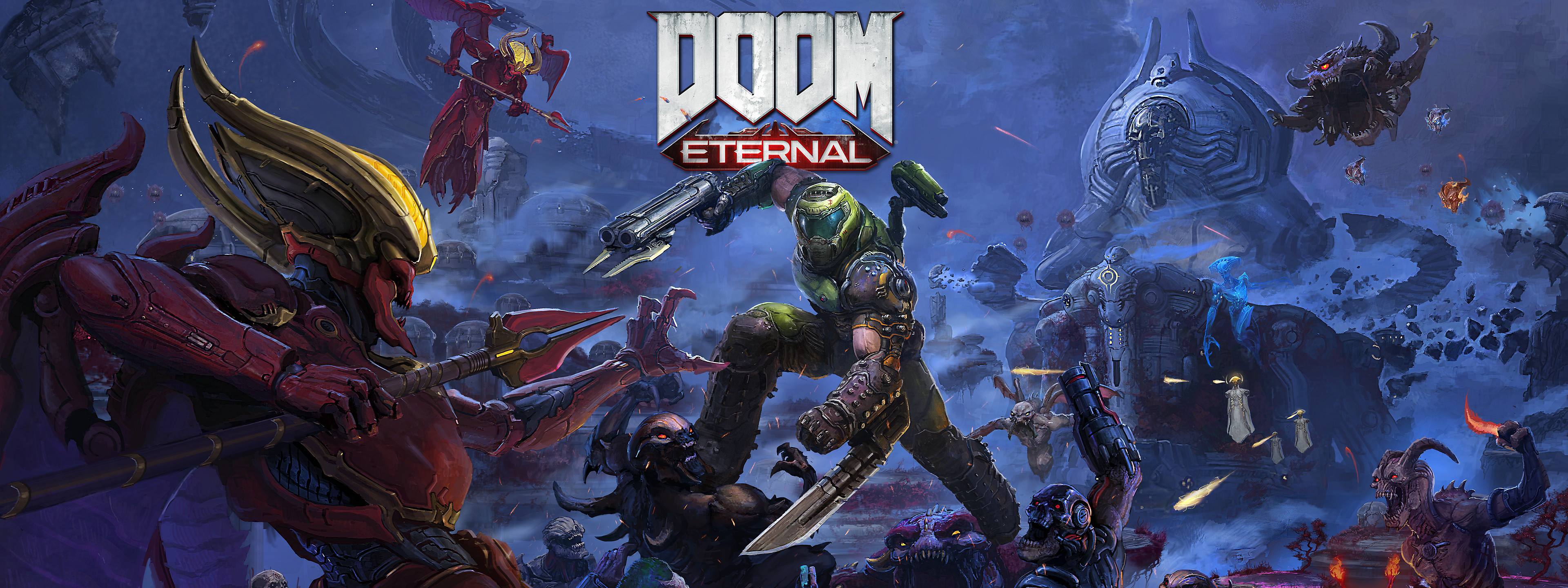 Doom Eternal Buy Now