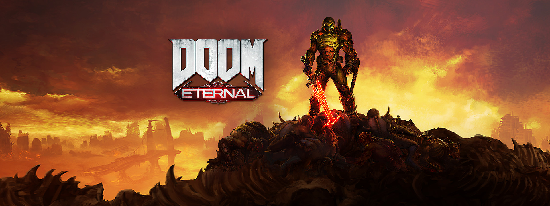 DOOM Eternal - Now Available
