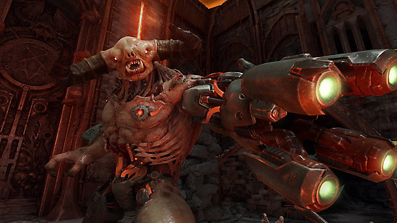 DOOM Eternal - Screenshot INDEX