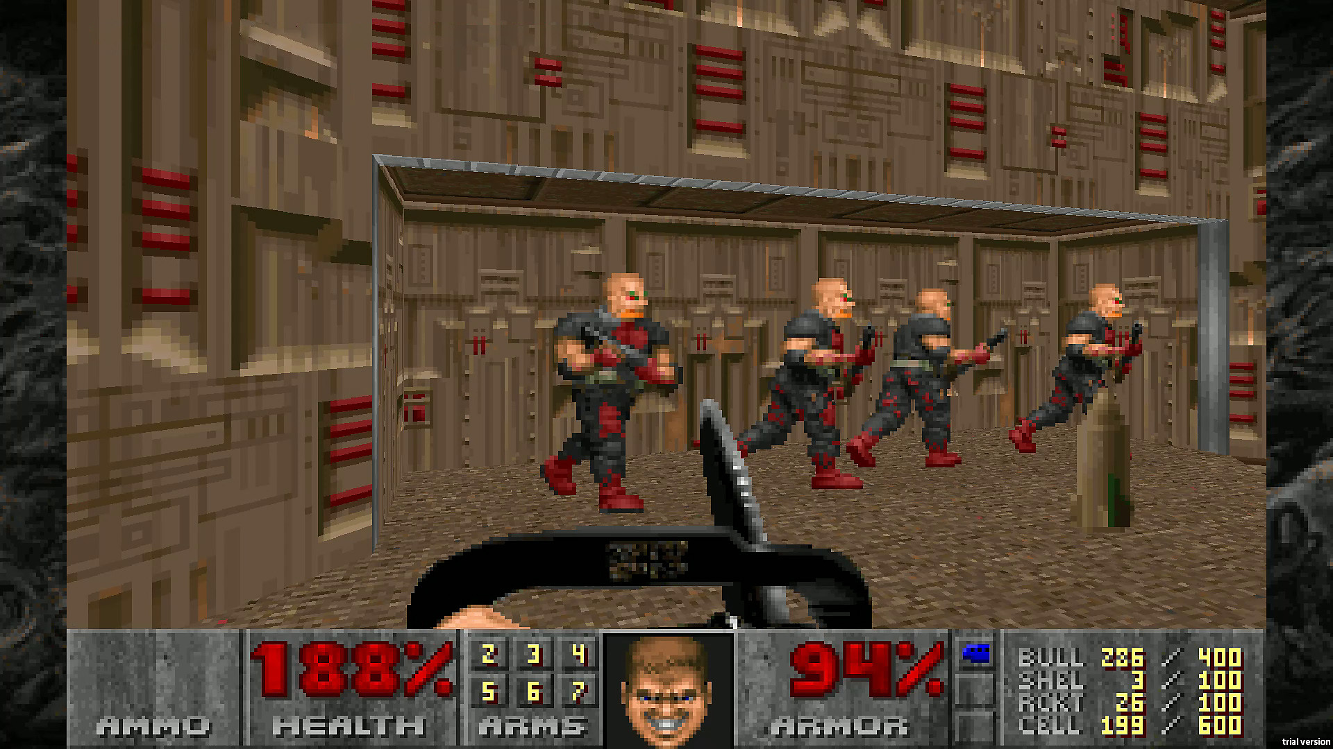 Gameplay de DOOM II (Classic)