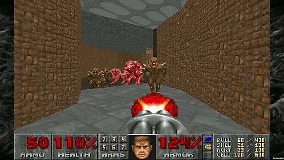 DOOM II (Classic) - Screenshot INDEX