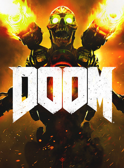 DOOM® Game | PS4 - PlayStation