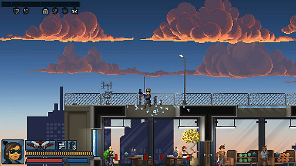 Door Kickers: Action Squad - Screenshot INDEX
