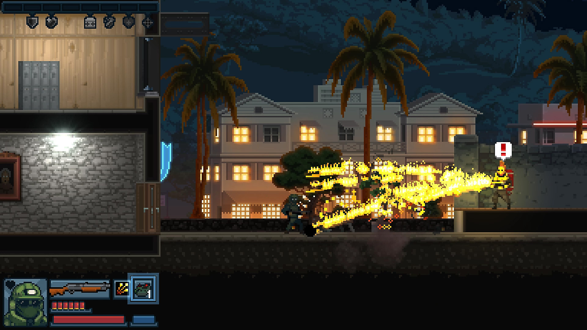 Door Kickers: Action Squad en acción