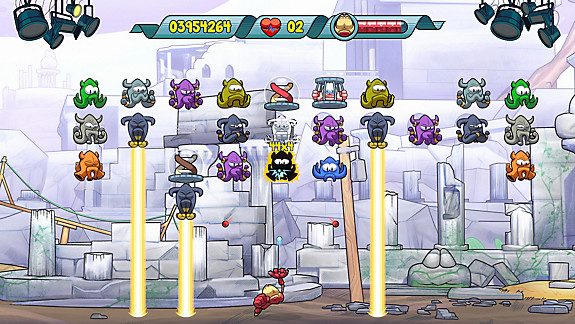 Doughlings: Invasion - Screenshot INDEX