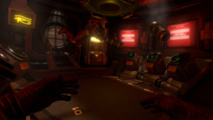 Downward Spiral: Horus Station Screenshot 3
