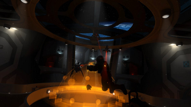 Downward Spiral: Horus Station Screenshot 1