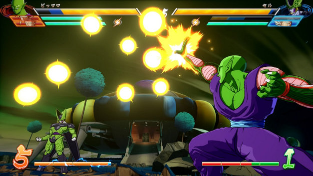 DRAGON BALL FighterZ Screenshot 25