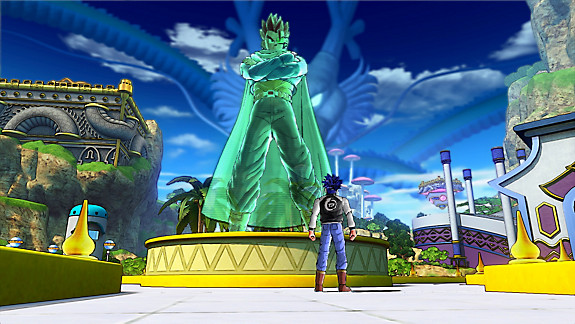 DRAGON BALL XENOVERSE 2 Lite - Screenshot INDEX