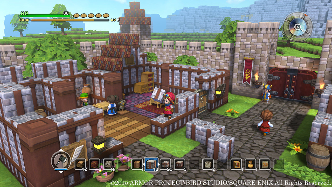 Dragon Quest Builders Game | PS4 - PlayStation