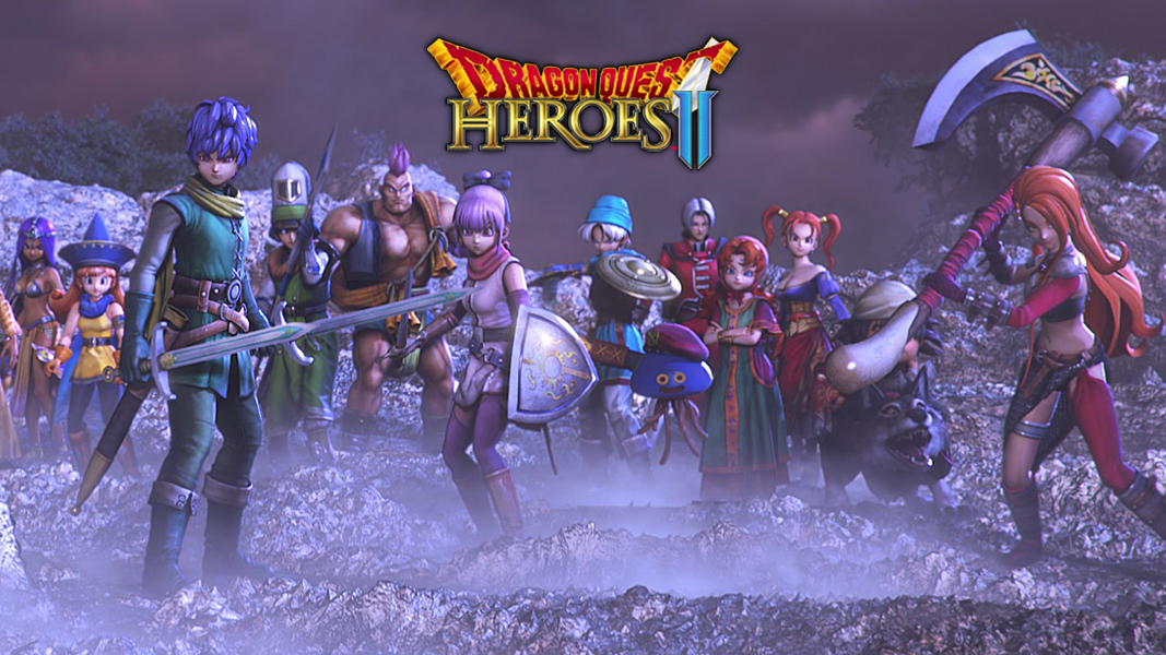 DRAGON QUEST HEROES II™ Game | PS4 - PlayStation