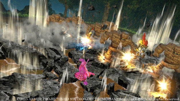 DRAGON QUEST HEROES: The World Tree's Woe and the Blight Below Screenshot 7