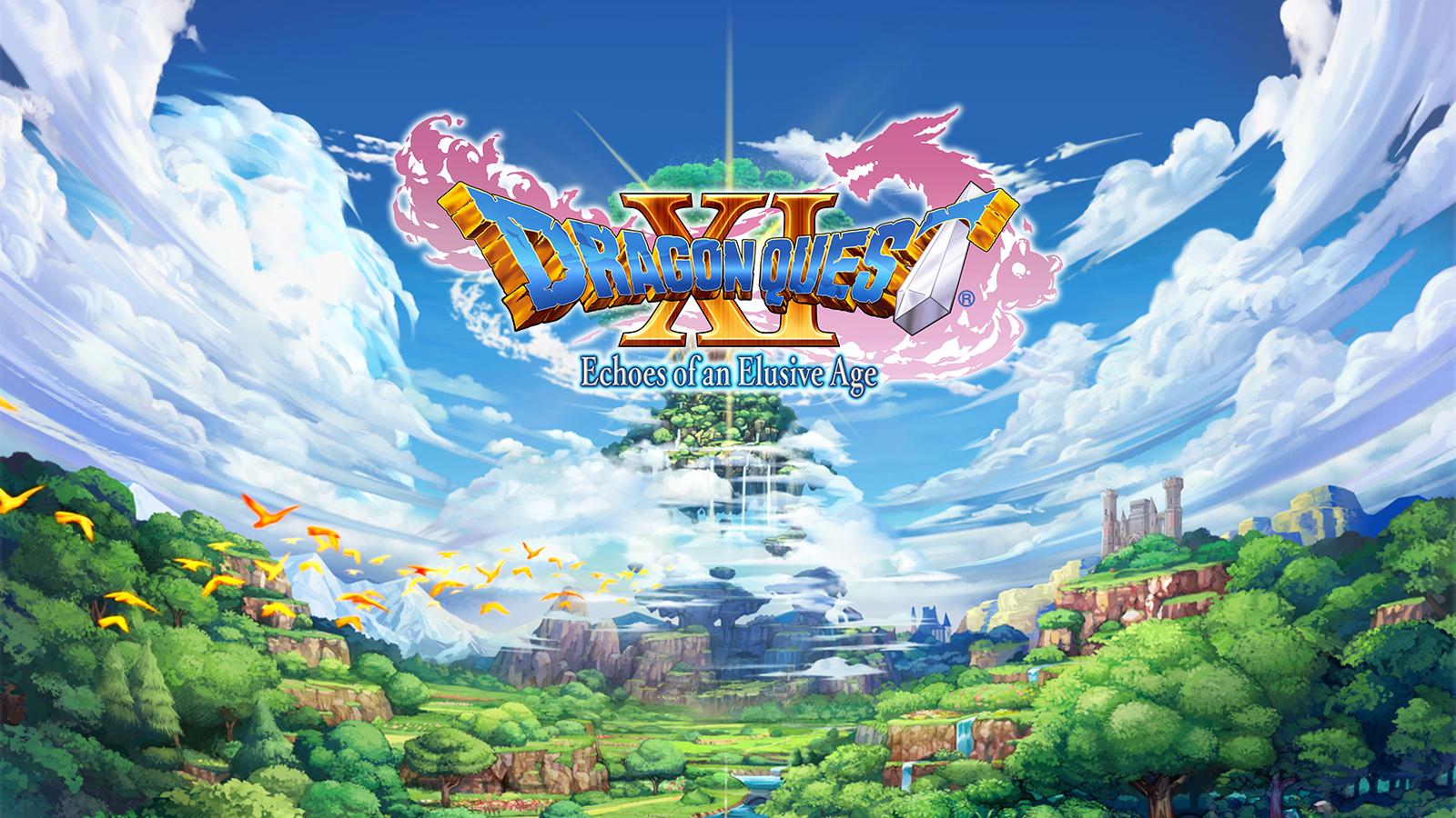 DRAGON QUEST® XI: Echoes of an Elusive Age™ Game | PS4
