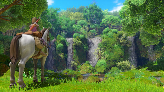 DRAGON QUEST® XI: Echoes of an Elusive Age™ Screenshot 4